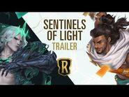 Sentinels of Light Event Trailer - Legends of Runeterra