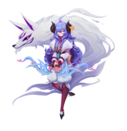 Spirit Bonds Model Kindred Lamb Happy Wolf Neutral