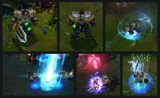 Garen SteelLegion Screenshots