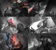 Pyke BloodMoon Splash Concept 02