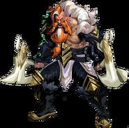 RotS Model Olaf Sentinel Berserker Rage