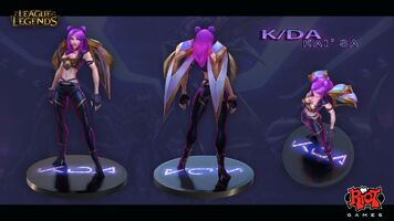 Kai'Sa KDA- Konzept 5