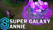 Supergalaktische Annie - Skin-Spotlight
