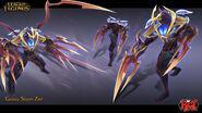 Zed Galaxy Slayer Model 04