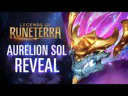 Aurelion Sol Reveal - New Champion - Legends of Runeterra