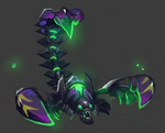 Draggy Tail Monster OriginalSkin.png