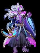 Spirit Bonds Model Thresh Half Human Angry No Lantern