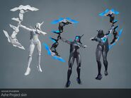 Ashe PROJECT Model 01