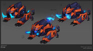 Gnar SuperGalaxy Concept 02