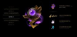 Honor Level 4 Rewards