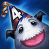 Unused 4 Year Anniversary Poro profileicon