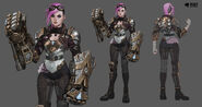 Vi Warriors Concept 03