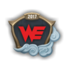 Worlds 2017 Team WE Emote