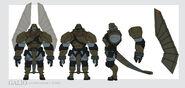 Galio Update Commando Concept 02