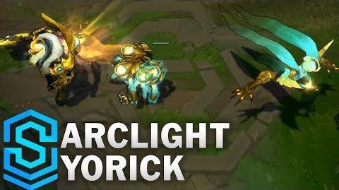 Lichtbogen-Yorick - Skin-Spotlight