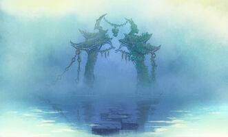 Seelenblumen Der Pfad, eine ionische Sage Konzept 04