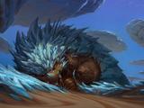Hibernating Rockbear (Legends of Runeterra)