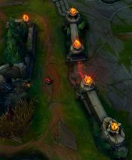 Infernal Rift blast cone location 4
