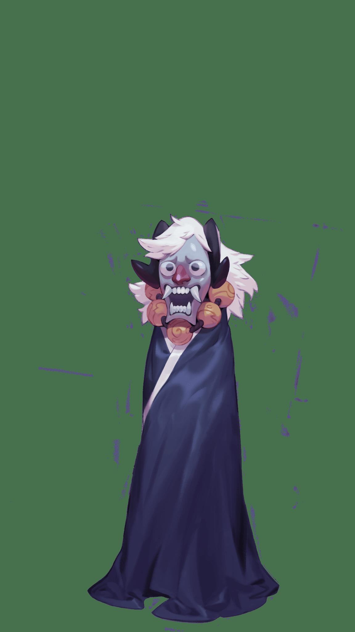 Spirit Bonds Model Teemo Demon Mask.png