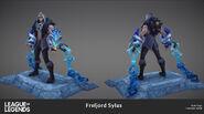 Sylas Freljord Model 04