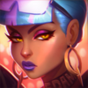 True Damage Qiyana Border profileicon
