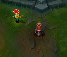 Control Ward revealing and disabling