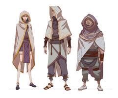 Ionia Brüder der Blutbefleckten Klinge Konzept 06