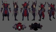 Shen Update BloodMoon Model 01