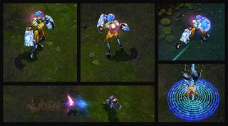 Vi NeonStrike Screenshots