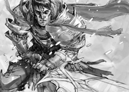 Garen The Soldier and the Hag