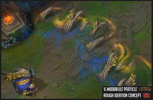 Maokai Siegreicher Fähigkeit Konzept 01