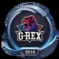 Worlds 2018 G-Rex Emote