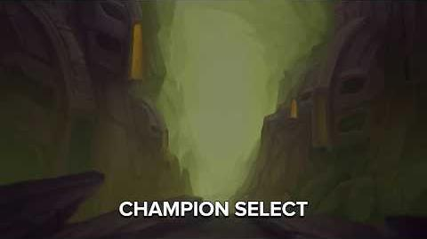 Odyssey Extraction Champion Select Music