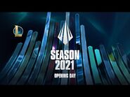 Season 2021 Opening Day - Full Livestream - League of Legends