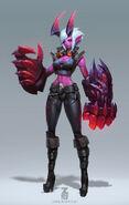 Vi Demon Concept 01