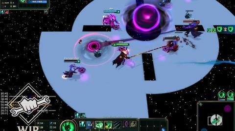 Dark Star Singularity Gameplay