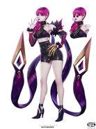 Evelynn KDA Concept 03