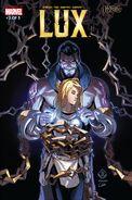 Lux Comic 2 Cover 1