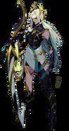 RotS Model Diana Sentinel Grin
