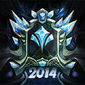 Season 2014 - 3v3 - Diamond profileicon