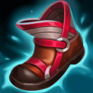 Ionische Stiefel der Deutlichkeit item Unused