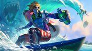 Singed SurferSkin WR