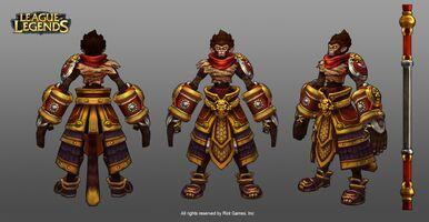 Wukong Konzept 2
