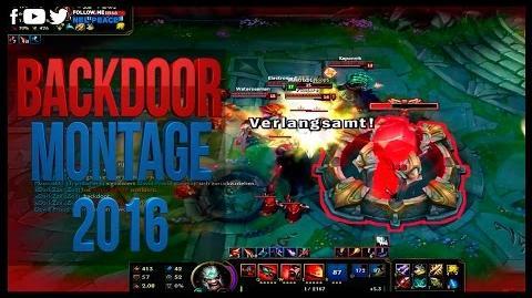 Backdoor Montage - Best of Backdoors 2016