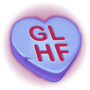 Emotka GLHF