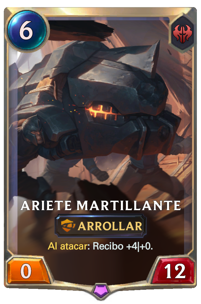 Ariete Martillante (Legends of Runeterra)