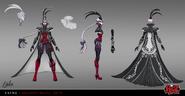 Vayne Aristocrat Concept 01