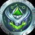 Cosmic Creation Season Platinum LoR profileicon