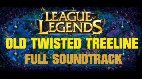 Twisted Treeline (Old) Theme
