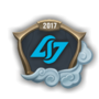 Worlds 2017 Counter Logic Gaming Emote